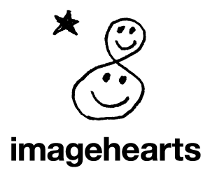 imagehearts logo mark design
