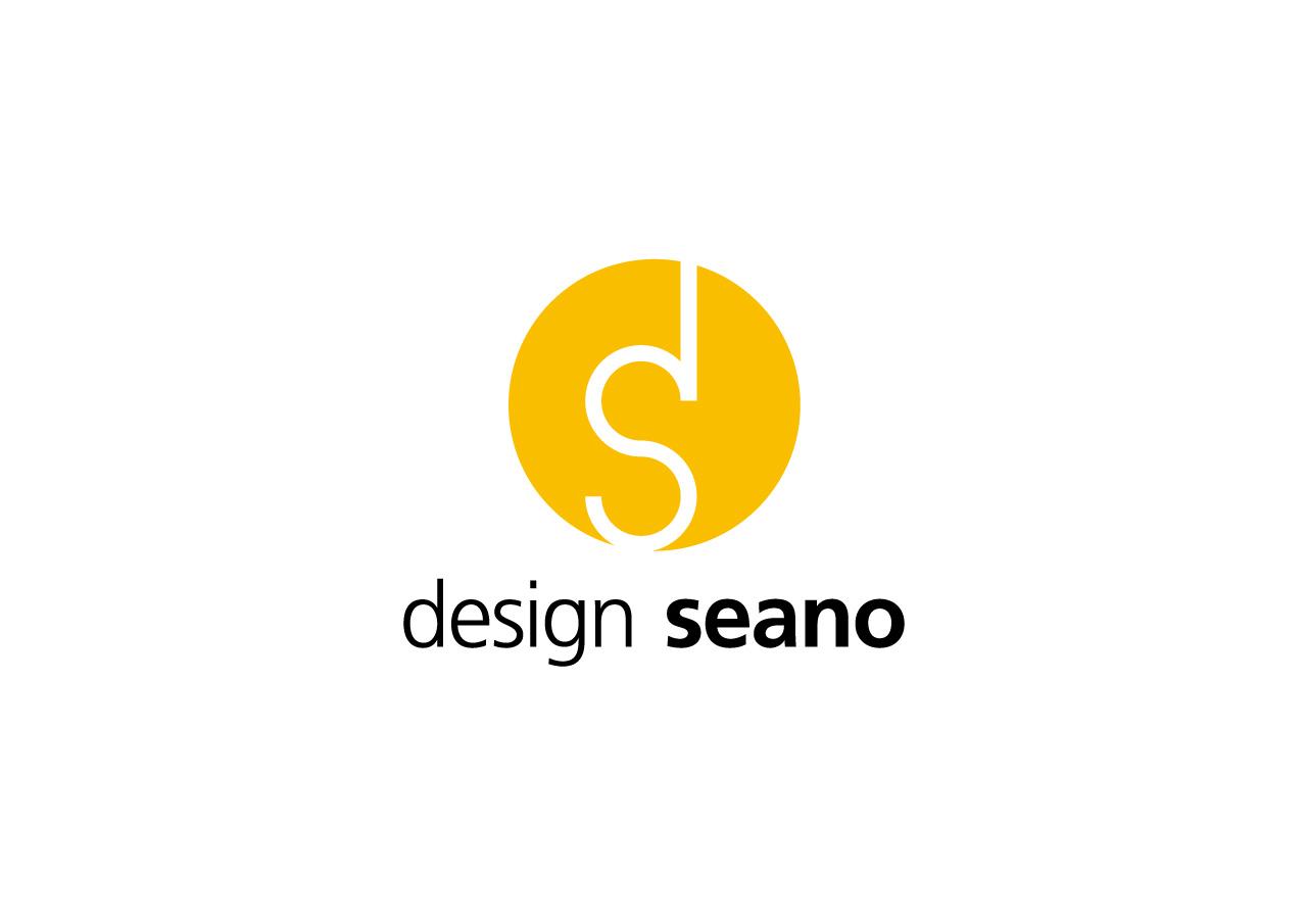 design seano logo mark design