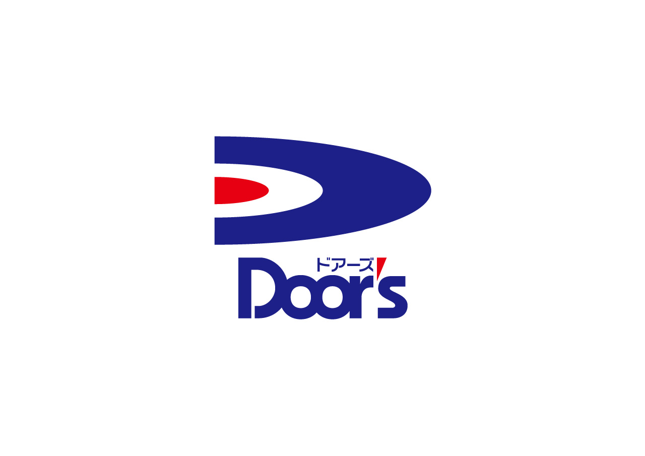 Door's logo mark design