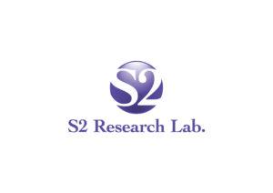 S2-Research-Lab. logo mark design