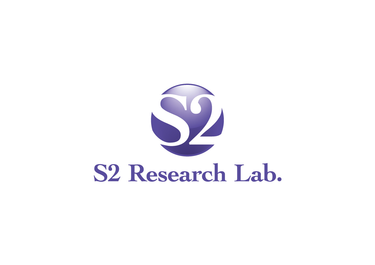 S2-Research-Lab. logo mark design