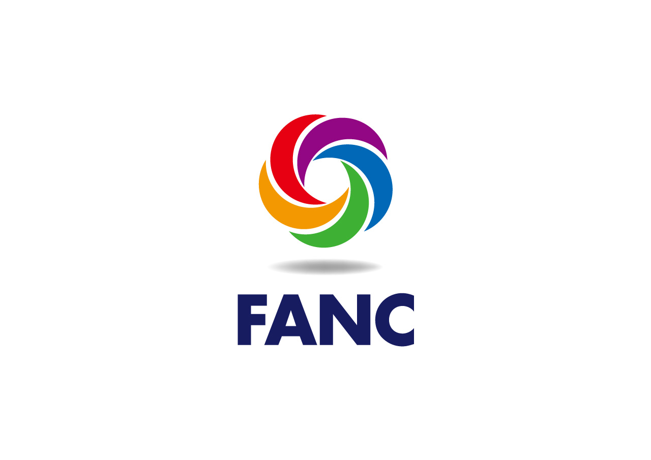 FANC logo mark design