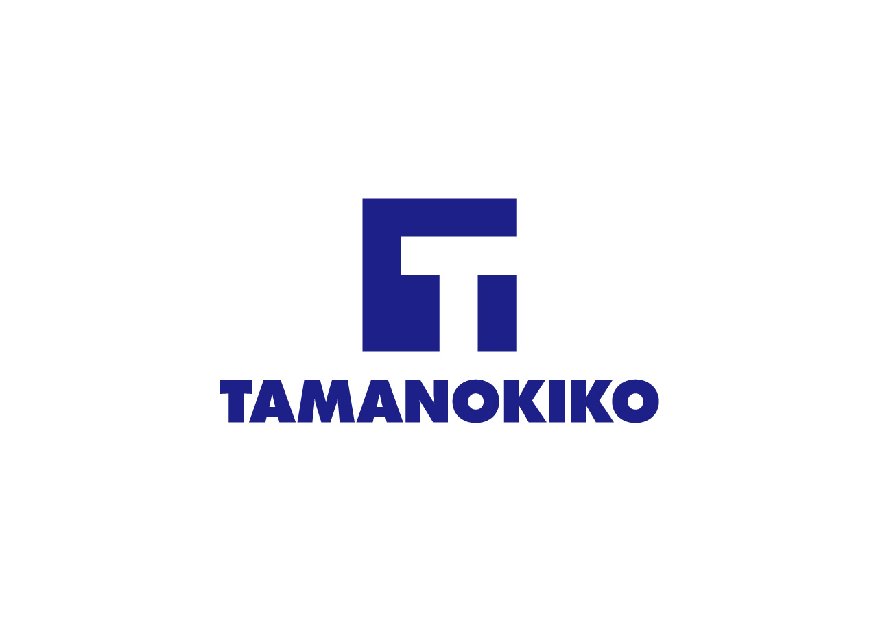 TAMANOKIKO logo mark design