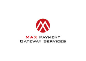 MAX Payment Gateway Services logo mark design