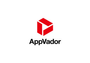 AppVador logo mark design