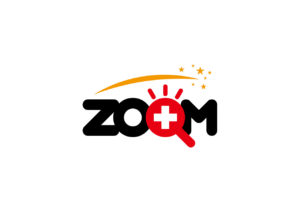 株式会社ZOOM logo mark design