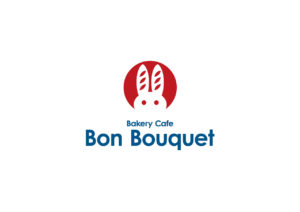 Bon Bouquet logo mark design