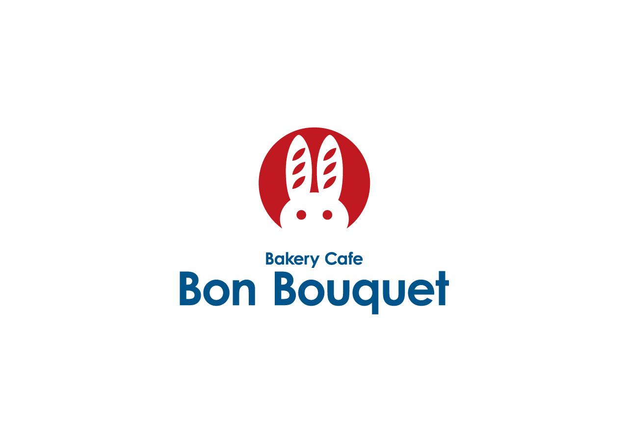 Bon Bouquet logo mark design