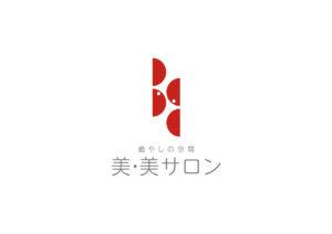 bibi salon logo mark design