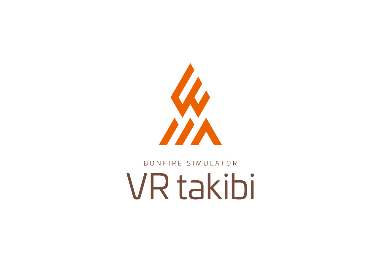 VR takibi logo mark design