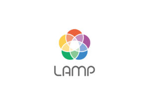 LAMP logo mark design