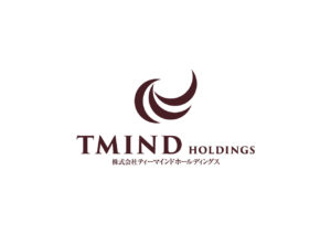 TMIND HOLDIGNS logo mark design